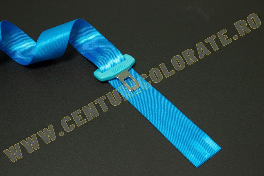 Centura siguranta albastru deschis Citroen C1